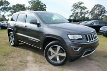 2015 Jeep Grand Cherokee WK MY15 Limited Grey 8 Speed Sports Automatic Wagon Mount Gravatt Brisbane South East Preview