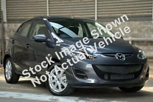 2014 Mazda 2 DE10Y2 MY14 Neo Sport Grey 4 Speed Automatic Hatchback Midvale Mundaring Area Preview
