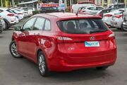 2013 Hyundai i30 GD Active Tourer Red/Black 6 Speed Sports Automatic Wagon Aspley Brisbane North East Preview
