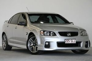 2012 Holden Commodore VE II MY12 SV6 Silver 6 Speed Manual Sedan Coopers Plains Brisbane South West Preview