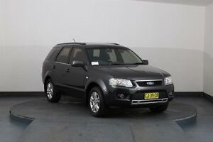 2009 Ford Territory SY MY07 Upgrade TS (RWD) Grey 4 Speed Auto Seq Sportshift Wagon Smithfield Parramatta Area Preview