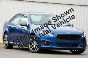 2016 Ford Falcon FG X XR6 Turbo Blue 6 Speed Sports Automatic Sedan Kenwick Gosnells Area Preview