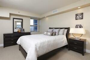 Luxury Living Downtown. Newly Renovated-Fully Furnished! 2BR