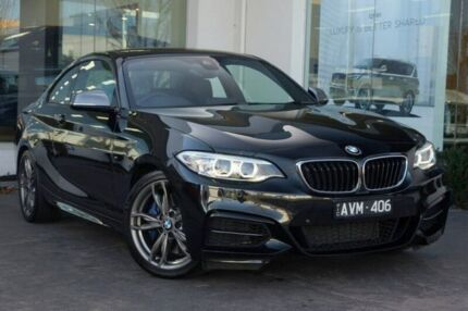 2017 BMW M240i F22 Black 8 Speed Sports Automatic Coupe Doncaster Manningham Area Preview