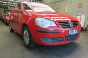 2006 Volkswagen Polo 9N MY07 Upgrade Match 4 Speed Automatic Hatchback Mordialloc Kingston Area Preview
