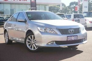 2013 Toyota Aurion GSV50R Prodigy Silver 6 Speed Sports Automatic Sedan Balcatta Stirling Area Preview
