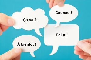 French Group Conversation 7$ for 90 min