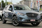 2016 Mazda CX-5 KE1022 Akera SKYACTIV-Drive i-ACTIV AWD Blue 6 Speed Sports Automatic Wagon Nundah Brisbane North East Preview