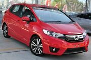 2017 Honda Jazz GF MY17 VTi-S Red 1 Speed Constant Variable Hatchback Belconnen Belconnen Area Preview