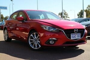 2015 Mazda 3 BM5436 SP25 GT Red 6 Speed Manual Hatchback Wilson Canning Area Preview