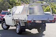 2007 Mitsubishi Triton ML MY07 GL White 5 Speed Manual Cab Chassis Mount Gravatt Brisbane South East Preview