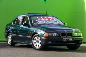 1998 BMW 528I E39 Steptronic Green 5 Speed Sports Automatic Sedan Ringwood East Maroondah Area Preview