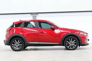2016 Mazda CX-3 DK2W7A Akari SKYACTIV-Drive Red 6 Speed Sports Automatic Wagon Seven Hills Blacktown Area Preview