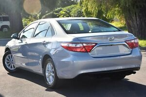 2015 Toyota Camry ASV50R Altise Ocean Mist 6 Speed Sports Automatic Sedan Glendalough Stirling Area Preview