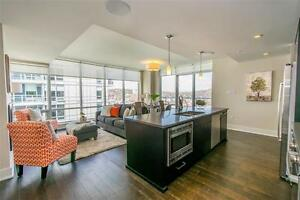 Large open concept condo in Kings Wharf! 1006 67 Kings Wharf Pl.