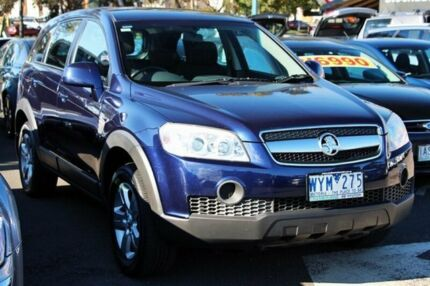 2008 Holden Captiva Sports Automatic Wagon
