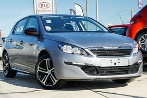 2016 Peugeot 308 T9 Access Grey 6 Speed Sports Automatic Hatchback Lake Wendouree Ballarat City Preview