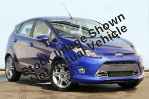 2012 Ford Fiesta WT Zetec Blue 5 Speed Manual Hatchback Pearce Woden Valley Preview
