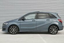2015 Mercedes-Benz B180  Blue Sports Automatic Dual Clutch Hatchback Ringwood East Maroondah Area Preview