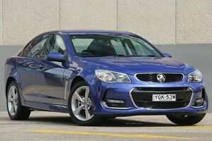 2015 Holden Commodore VF II SV6 Slipstream 6 Speed Automatic Sedan Wolli Creek Rockdale Area Preview
