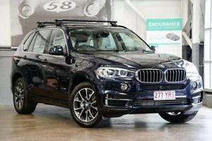 2015 BMW X5 F15 xDrive30d Blue 8 Speed Sports Automatic Wagon