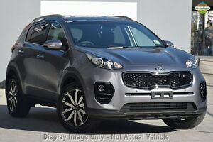 2016 Kia Sportage QL MY17 SLi(AWD) Mineral Silver 8 Speed Automatic Wagon Mount Gravatt Brisbane South East Preview