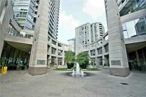 Yonge & Eglinton FULLY Furnished 2 Bed + 2 Bath condo for lease
