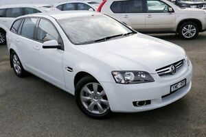 2008 Holden Berlina VE MY09 Sportwagon White 4 Speed Automatic Wagon Dandenong Greater Dandenong Preview
