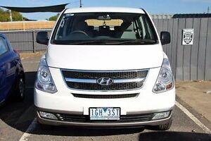 2015 Hyundai iMAX White Automatic Wagon Cranbourne Casey Area Preview