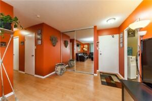 Well Maintained Two Bedroom In Most Desirable Location.