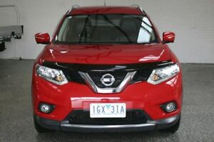 2015 Nissan X-Trail T32 ST-L X-tronic 4WD Red 7 Speed Constant Variable Wagon