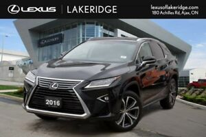 2016 Lexus RX 350 Luxury, No Accidents, Navi / Leather / Roof /