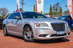 2013 Chrysler 300 C E-Shift Luxury Silver 8 Speed Sports Automatic Sedan Myaree Melville Area Preview