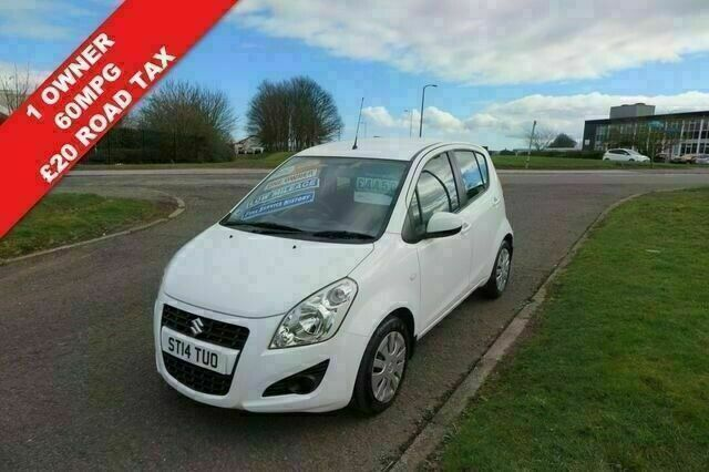 SUZUKI SPLASH 1 0 SZ2,2014,1 Owner Full Suzuki Service History,Parking  Sensors,60mpg,£20 Road Tax | in Aberdeen | Gumtree