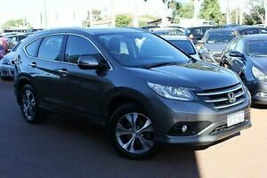 2013 Honda CR-V RM MY14 VTi-L 4WD Silver 5 Speed Sports Automatic Wagon Willagee Melville Area Preview