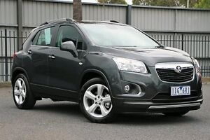 2016 Holden Trax TJ MY16 LTZ Grey 6 Speed Automatic Wagon Oakleigh Monash Area Preview