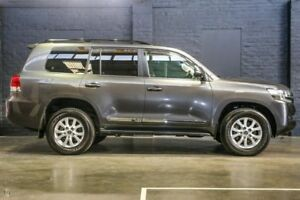 2015 Toyota Landcruiser VDJ200R Sahara Grey 6 Speed Sports Automatic Wagon
