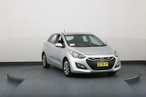 2014 Hyundai i30 GD MY14 Active Silver 6 Speed Automatic Hatchback Smithfield Parramatta Area Preview