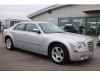 CHRYSLER 300C 3.0 CRD 4d AUTO 215 BHP - 360 SPIN ON WEBSITE (silver) 2009