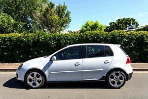 2008 Volkswagen Golf V MY08 GTi White 6 Speed Manual Hatchback Hove Holdfast Bay Preview