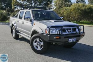 2015 Nissan Navara D22 Series 5 ST-R (4x4) Silver 5 Speed Manual Dual Cab Pick-up Hillman Rockingham Area Preview