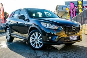 2013 Mazda CX-5 Grand Tourer (4x4) Black 6 Speed Automatic Wagon Wangara Wanneroo Area Preview
