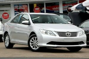 2012 Toyota Aurion GSV50R AT-X Silver Pearl 6 Speed Sports Automatic Sedan Woolloongabba Brisbane South West Preview