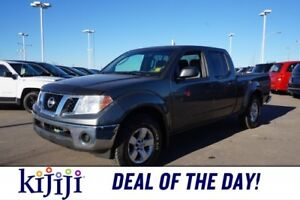 2009 Nissan Frontier 4X4 CREW SE Accident Free,