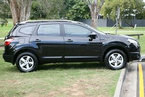 2011 Nissan Dualis J10 Series II MY2010 +2 Hatch X-tronic ST Black 6 Speed Constant Variable Yeerongpilly Brisbane South West Preview
