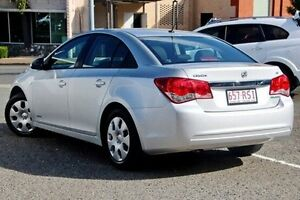 2011 Holden Cruze JH Series II MY11 CD Nitrate 6 Speed Sports Automatic Sedan Gympie Gympie Area Preview