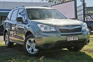 2014 Subaru Forester S4 2.5I Green Automatic Wagon Capalaba West Brisbane South East Preview