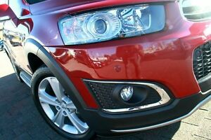 2014 Holden Captiva CG MY15 7 LTZ (AWD) Red 6 Speed Automatic Wagon Waitara Hornsby Area Preview