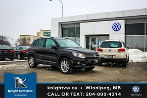 2013 Volkswagen Tiguan AWD 0.99% Financing Available OAC  w/ Hea