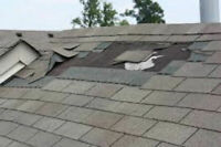 Roof repairs and installation at very affordable prices
